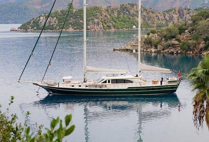 SAILING NOUR - Sailing Yacht