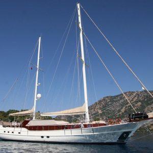 GULMARIA - Motor sailer