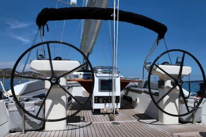 SHOOTING STAR - Sailing Yacht