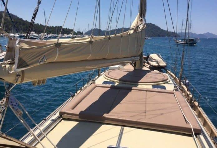 SUHEYLA SULTAN - Sailing Yacht