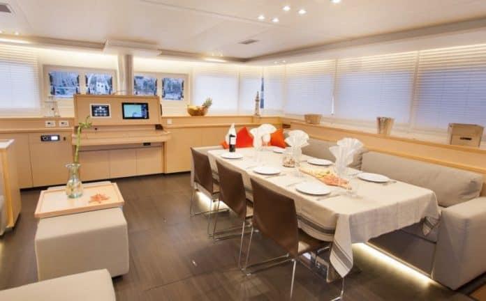MOOSE - Sailing Yacht