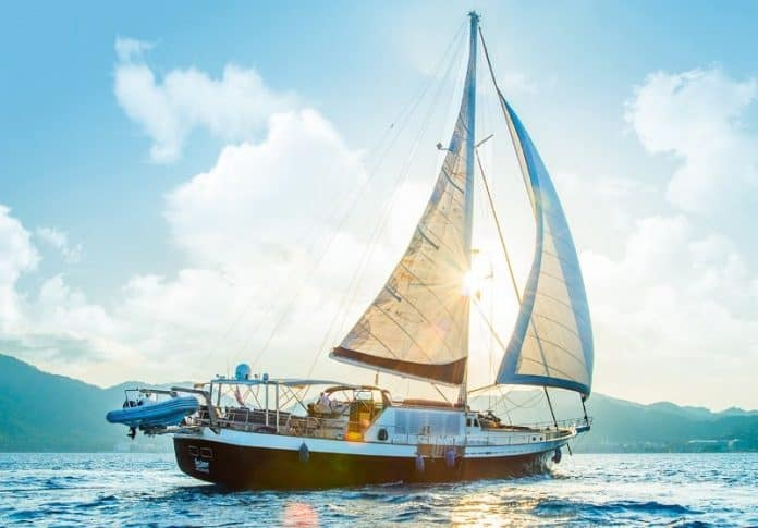 SEA COMET - Motor sailer