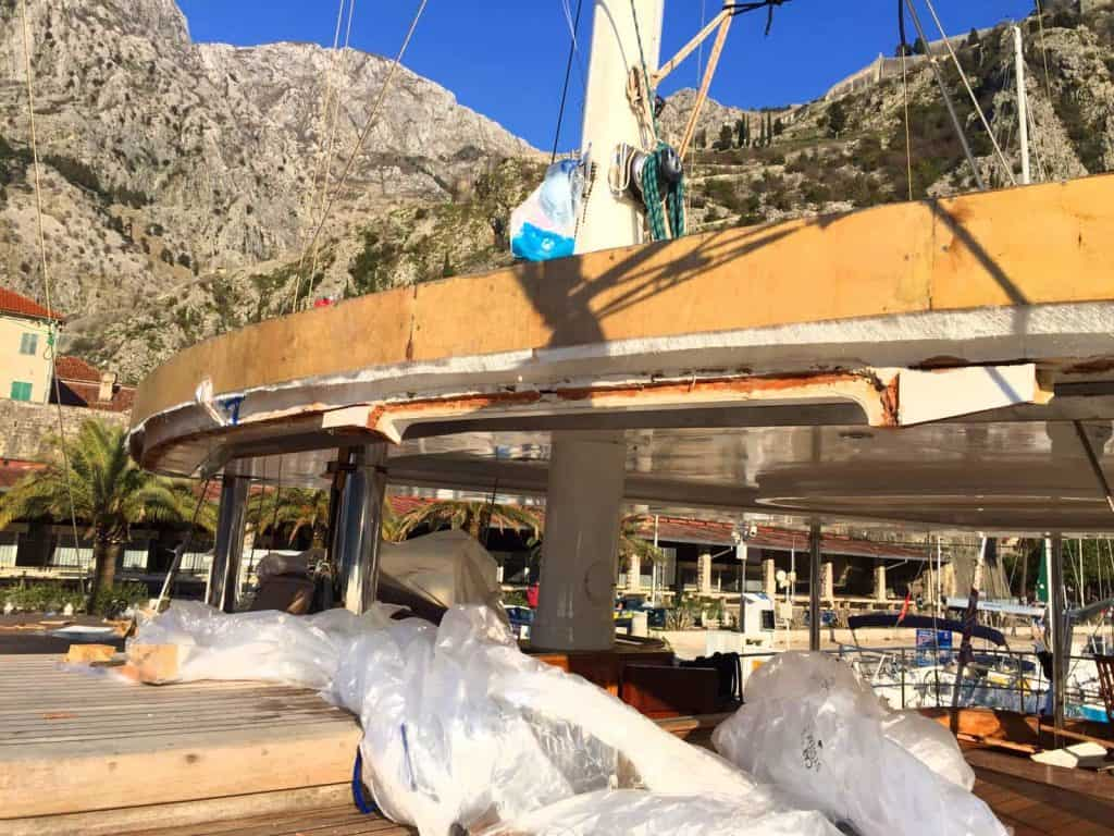 Rosa Refit – Part Three