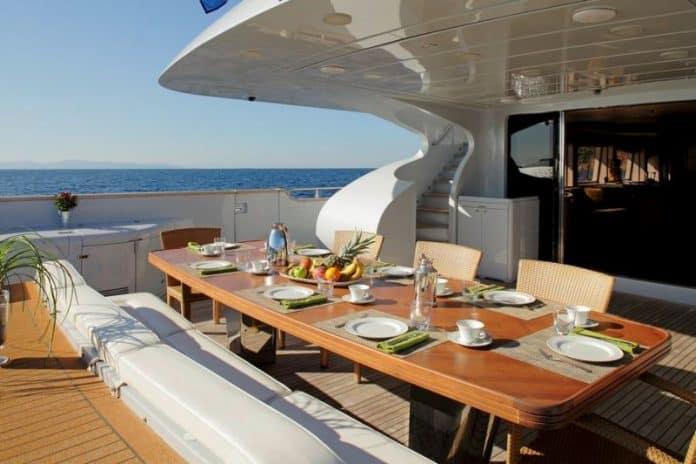 GLAROS - Motor Yacht