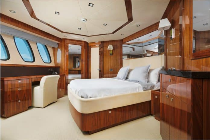 Motor Yacht Barracuda Red Sea Double Cabin