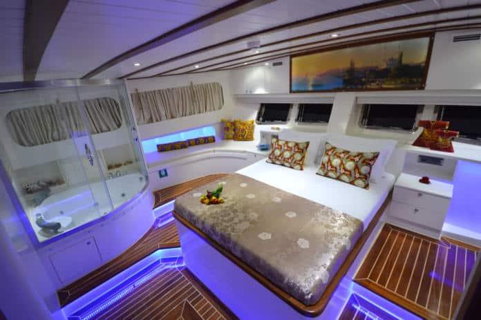 Gul Sultan Master Cabin