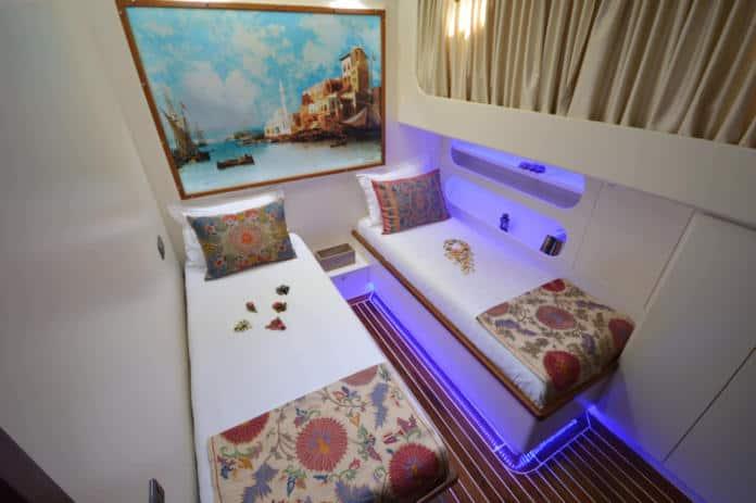 Gul Sultan Twin Cabin