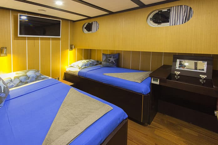 Gulet Azra Can twin cabin