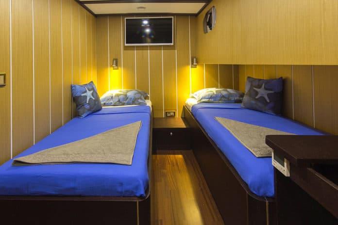 Gulet Azra Can twin cabin