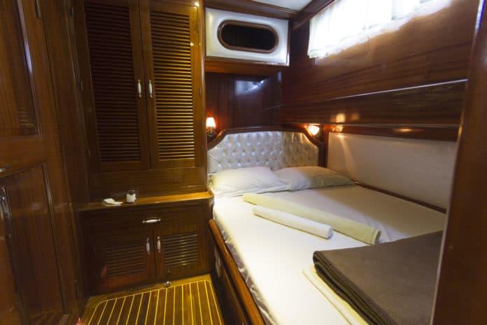 Gulet Sea Life Single cabin