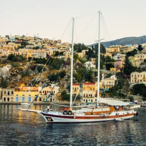 Gulet Wicked Felina in Symi