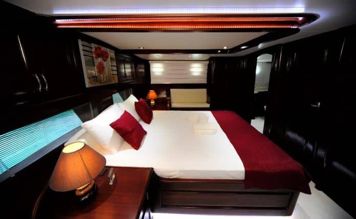 Gulet Hasay Master Cabin