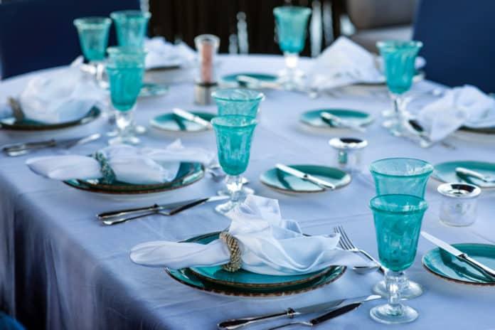 Gulet Capricorn 1 Dining Table