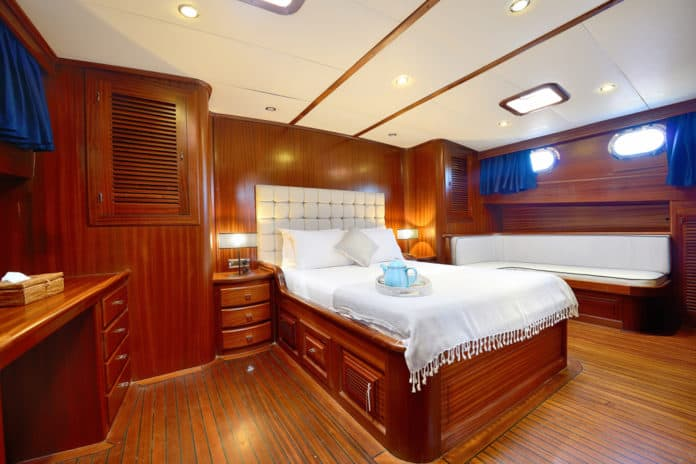 Gulet Capricorn 1 VIP cabin