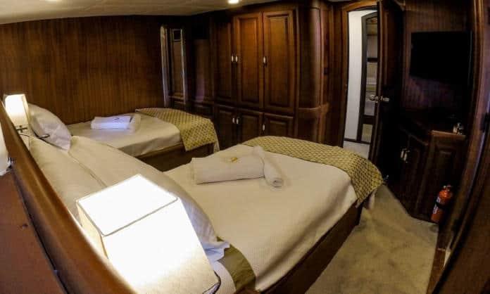 Gulet Virtuoso Twin Cabin