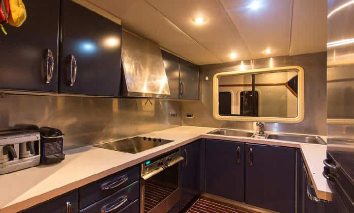 Troy Explorer Galley