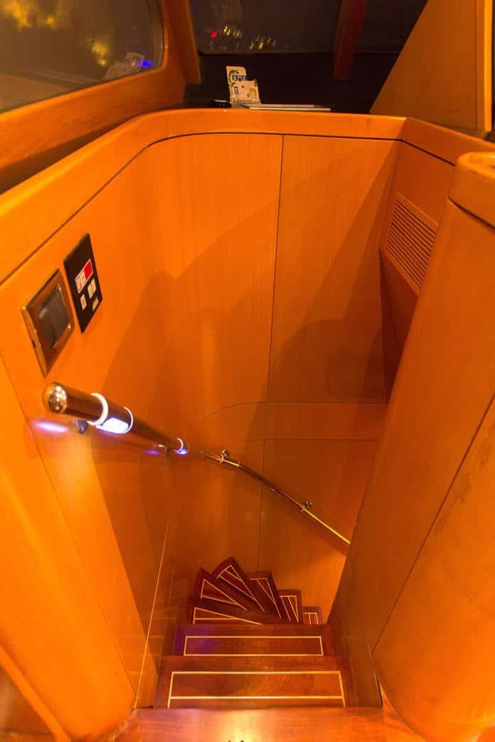 Troy Explorer Stairway