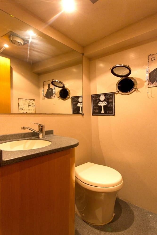 Troy Explorer Toilet