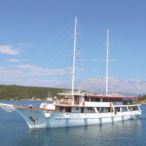 Harmonia Private Cruise Ship