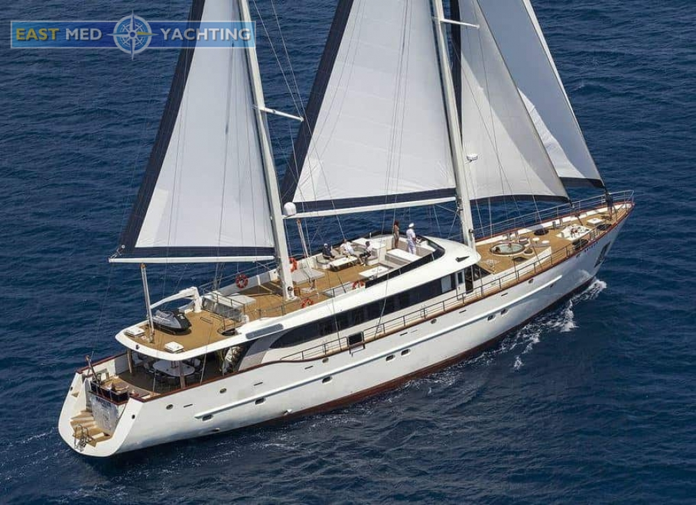 Sailing yacht NAVILUX