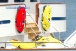 Motor Yacht Donna Del Mare water toys