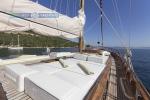 Gulet Sea Life sun deck