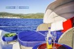 Gulet Golden Glory sun deck