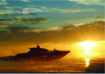 Motor Yacht W Sunset