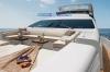 Motor Yacht Jester Bow Deck
