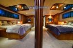 Gulet Impact Z cabins