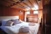 Gulet Sherm master cabin