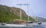 Gulet Grande Mare watersports