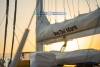 Gulet Dea Del Mare mast & sail