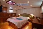 Gulet Zorbas master cabin