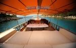 Gulet Hasay Aft Deck