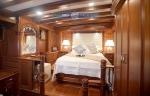 Gulet Mare Nostrum cabin
